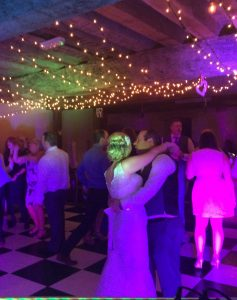 Wedding at Bilsington Priory